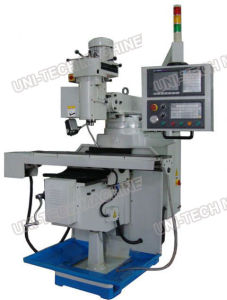 Xk6325 Universal Turret CNC Milling Machine pictures & photos