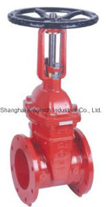 UL/FM Approval OS&Y Gate Valve pictures & photos