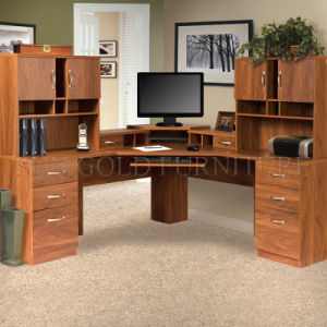 Hot Selling Commercial Executive Melamine Computer Desk (SZ-OD354) pictures & photos