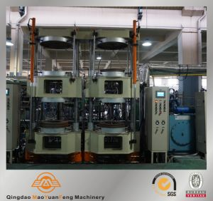 Motorcycle Rubber Tyre Tire Vulcanizing Curing Press Machine pictures & photos