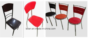 Cheap PU Uphlstory Restaurant Dining Chair (LL-DC0010) pictures & photos