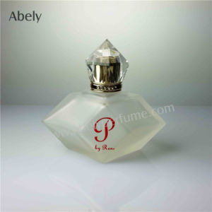 100ml Arabic Stylr Frosting Decorative Glass Perfume Bottle pictures & photos
