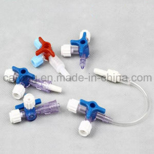 3 Way Stopcock Valve with Good Quality pictures & photos
