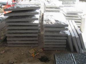 Grey Granite Panel for Outdoor Walls (CS100) pictures & photos