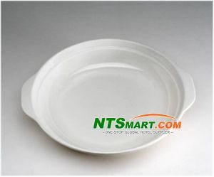 White Melamine Dinner Set (4452\4470) pictures & photos