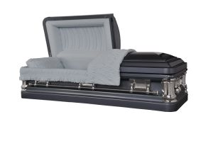 American Style Metal Casket (18038241) pictures & photos