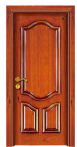 Solid Wood Doors Wooden Doors Interior Doors Veneer Doors (HT-SA-1)