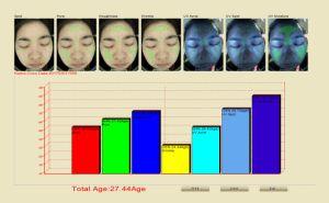 High Quality Magic Mirror Skin Analyzer Machine pictures & photos