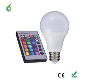 E27 B22 10W RGB LED Bulb Home Decoration LED Bulb Lamp pictures & photos