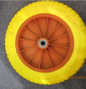 PU Foam Wheel Pedal Kart Wheel 16 Inch pictures & photos