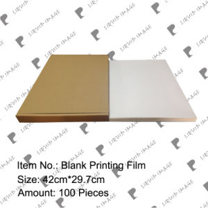 Water Transfer Printing Film Blank Film No. A3PVA100 pictures & photos