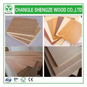Reasonable Price Mr/Melamine/WBP/Phenolic Glue Plywood for Decoration pictures & photos