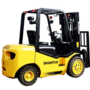 Toyota Diesel Forklift 3ton for Sale in Dubai pictures & photos