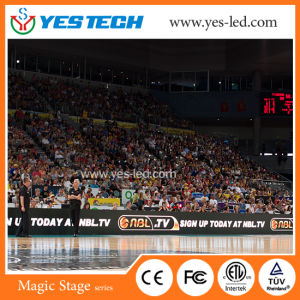 P4 P5 P6 Full Color Sport Perimeter Stadium LED Display Screen pictures & photos