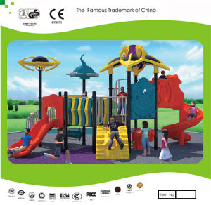 Kaiqi Small Futuristic Series Children′s Outdoor Playground - Customisation Available (KQ30132A) pictures & photos