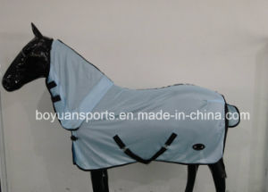 Breathable Waterproof Cotton Horse Rugs for Summer pictures & photos