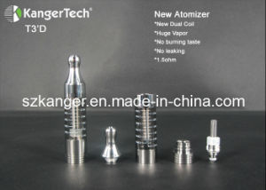T3′d Dual Coils Clearomzier New Trend in E-Cig pictures & photos