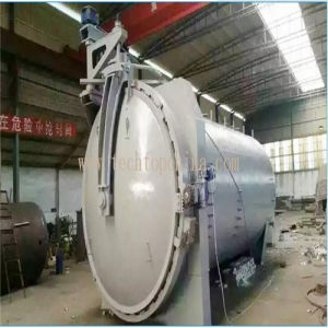 1000X1500 mm China Ce Approved Composite Autoclave for Resin Matrix pictures & photos