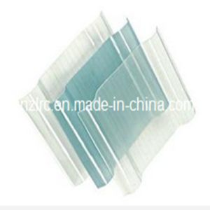 FRP Transparent Fiberglass Corrugated Roofing Sheet pictures & photos