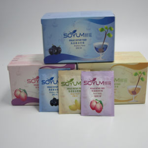 Herbal Food Glucomannan Konjac Beverage with Different Flavor pictures & photos