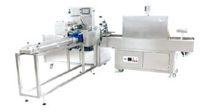 High Speed Shrink Wrap Packaging Machine for Carton