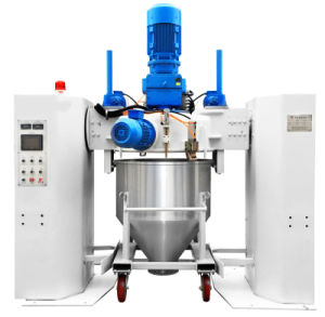 300L High Automation Powder Coating Container Mixer pictures & photos