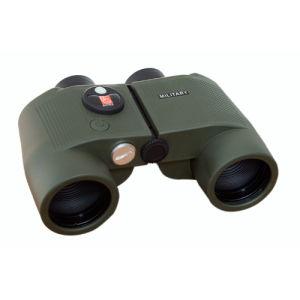 Marine Binoculars, Illumiated Compass, Shock Proof, Us Millitary Standard; 100 Waterproof, Individual Focus; Fmc Optics