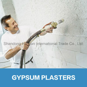 RD Powder Polymer Spraying Gypsum Plaster Chemical Additives pictures & photos