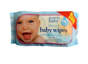 Comf-Ease Disposable Baby Wet Wipes
