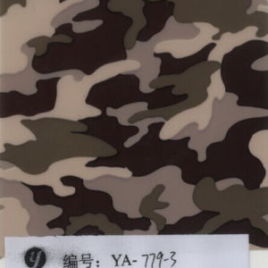 Yingcai 0.5m Width Digital Military Hydrographic Film Water Transfer Printing Film pictures & photos