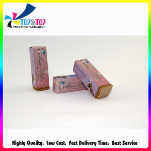 China Superior Printed Foldable Paper OEM Lipstick Box pictures & photos