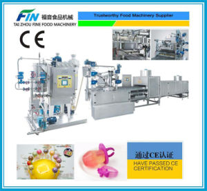Lollipop Depositing Machine for Different Shapes of Lollipop pictures & photos