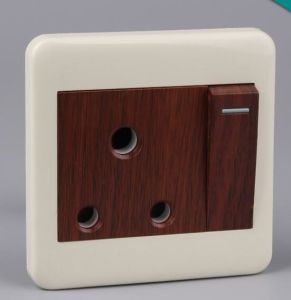 15A Electric Wall Switch & Sockets pictures & photos