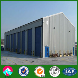 Prefabricated Commercial Steel Industrial Buildings pictures & photos