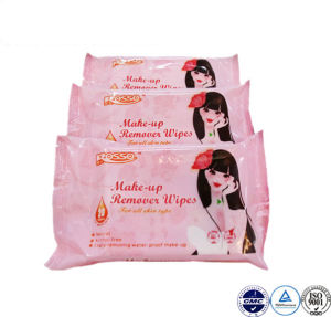 2014 20CT Female Cleaning Wet Wipes