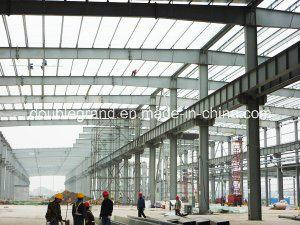 Prefab Multi-Storey Steel Structure Workshop Building (DG-SSW7) pictures & photos