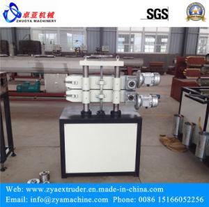 PVC Corrugated Sheet Machine/PVC Wave Panel Extrusion Line pictures & photos