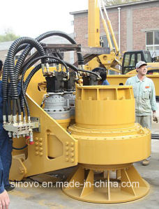 Original CAT Base TR138D Rotary Drilling Rig for Foundation Piles pictures & photos
