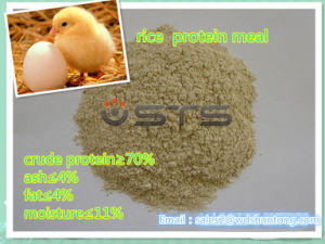 Feed Additive Rice Protein Meal for Fodder with Competitive Price pictures & photos