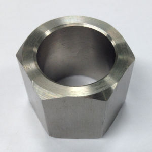 CNC Machining Part for Food Machinery Turning Parts Hexagonal pictures & photos