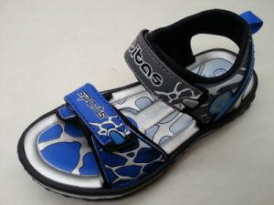 Comfortable Boy′s EVA Beach Sandals (21JK1405) pictures & photos
