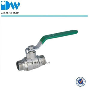 Full Port Brass Ball Valve Female and Female End pictures & photos