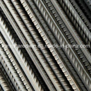 Supply Steel Rebar, Deformed Steel Bar for Construction/Concrete/Building pictures & photos