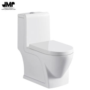Sanitary Ware Water Closet Siphonic One Piece Ceramic Toilet pictures & photos