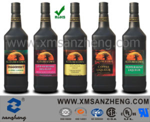 Customized Wine Bottle Adhesive Label Stickers (SZXY138) pictures & photos