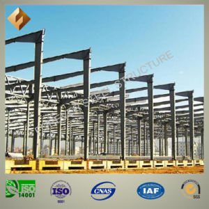 Prefab Multi Span Steel Structure Workshop