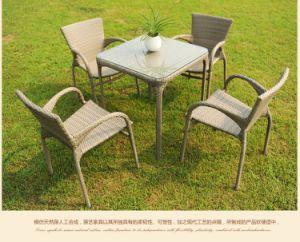 Four Person Garden Leisure Rattan Chair pictures & photos