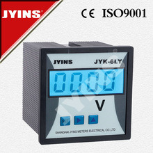 CE LCD DC Single Phase Digital Voltmeter (JYK-6LY) pictures & photos