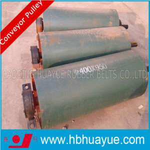 Mining Roller Belt Conveyor Tail Pulley pictures & photos
