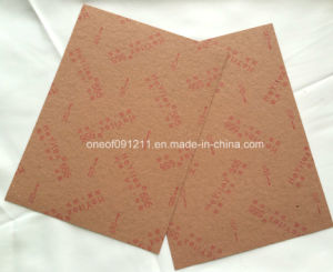 Cheap Quality Paper Insole Board for Sports Shoes Material pictures & photos
